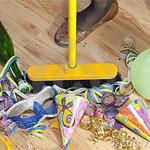 Limpieza fiestas