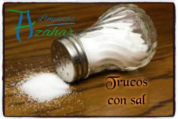 Trucos con sal